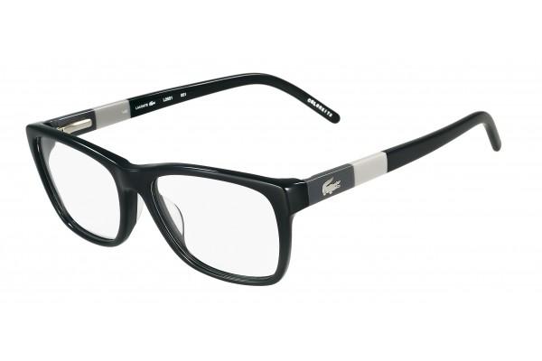Imagen de un modelo de gafas graduadas lacoste