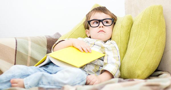 cómo saber si tu hijo ve bien