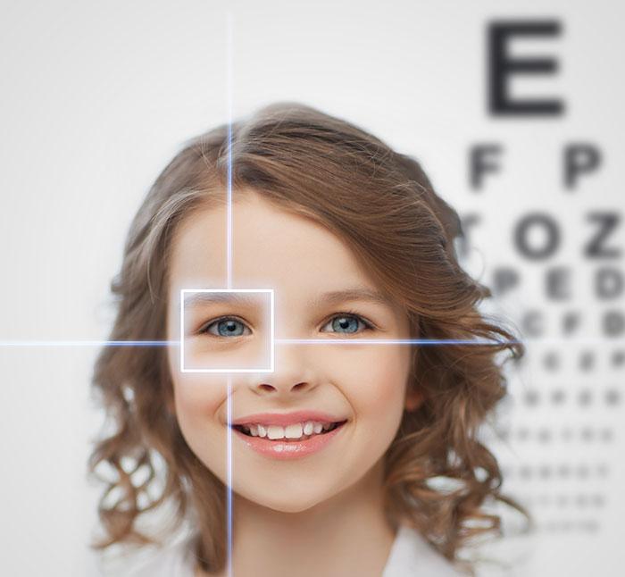 eficacia visual en la infancia