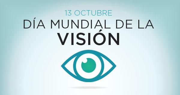 dia mundial de la visión 13 octubre