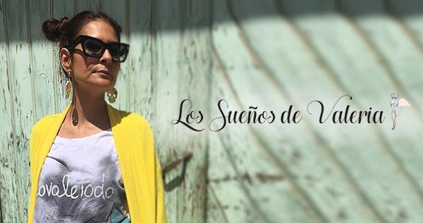 En Zamarripa vamos a colaborar con la bloguera Erika, de 'Los Sueños de Valeria'. Un sueño compartido sobre tendencias, moda y estética en torno a las gafas.