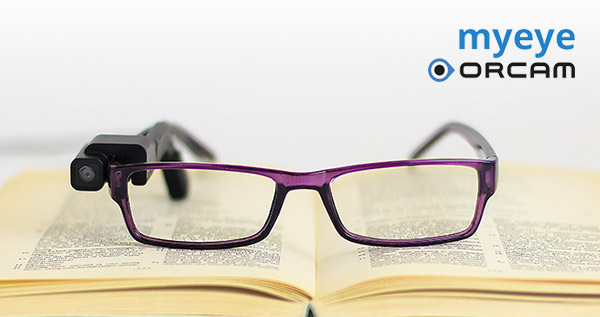 Orcam MyEye producto de venta en Zamarripa Ópticos