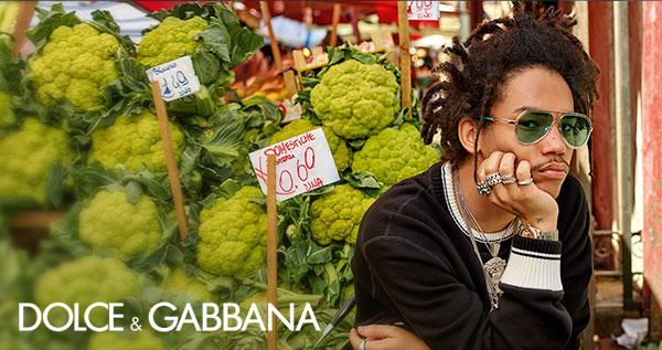 gafas de sol y de graduado de Dolce & Gabbana en Zamarripa Ópticos