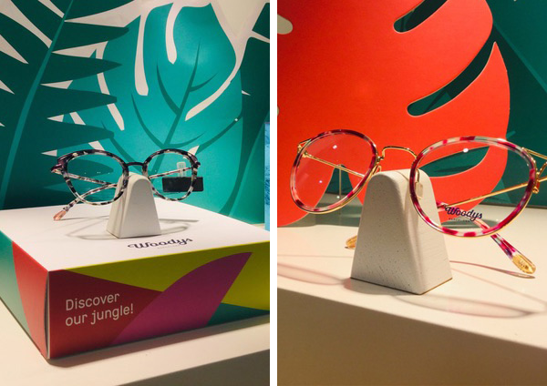Colecciónes de gafas Woodys Barcelona