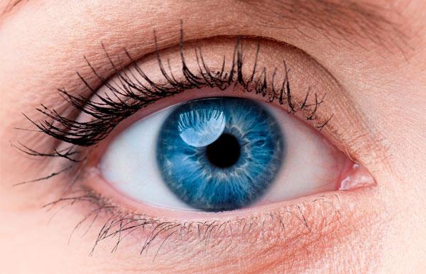 Detalle de ojo