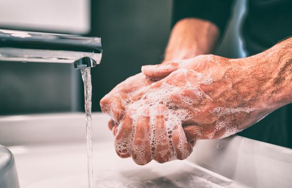 Lávate las manos para combatir el Covid-19